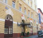 Unio Hotel Budapesten a Dob utcában, az Erzsébet körúthoz közel City Unio Hotel Budapest - City Hotel Unio a körútnál Budapesten, a Dob utcában akciós áron - Budapest